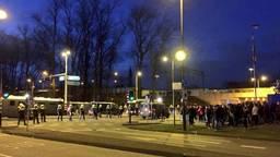 Onrustig na PSV-Ajax (foto: Hendriks Multimedia)