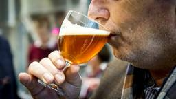De Nieuwe Markt in Roosendaal is dit weekend het domein van liefhebbers van speciaalbieren (Archieffoto: ANP)