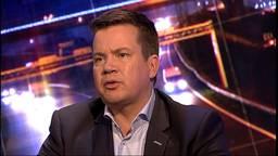 Sportmarketeer Bob van Oosterhout.