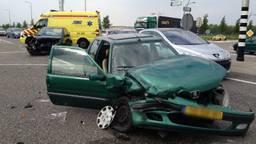 Van de auto is niet veel over. (Foto: SQ Vision).