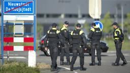 Bij de invallen zijn dertig panden doorzocht, in Limburg maar ook in Brabant (foto: ANP)