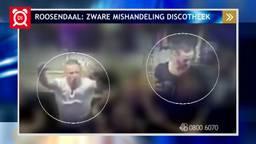 Politie geeft beelden vrij van daders mishandeling in Roosendaal (beeld: Bureau Brabant)
