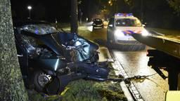 Hoe het ongeluk kon gebeuren, is nog niet bekend. (Foto: Maickel Keijzers/Hendriks Multi Media).