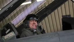 Astronaut Kuipers begon zijn carrière bij de Koninklijke Luchtmacht, als keuringsarts. (Foto: Media Centrum Defensie).