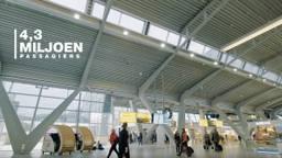 Eindhoven Airport realiseert 10% groei in 2015