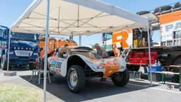 Ebert Dollevoet toch weer naar Dakar Rally