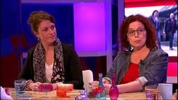 Anne Peters (l.) En Toos van den Akker- de Groot (r.)