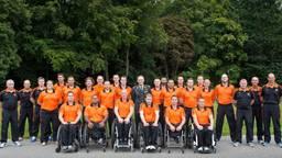 Het team (foto: Defensie).