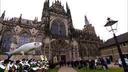 De Sint Jan, waar de openingsceremonie wordt gehouden
