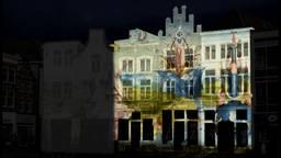 Lichtspektakel Bosch by Night wordt lastig zonder pand Pearle Foto: Bosch500