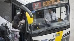 Een bus van De Lijn. (foto: Stefaan van Hul)