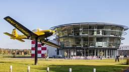 Breda International Airport.