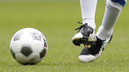 Het amateurvoetbal wordt afgelast.