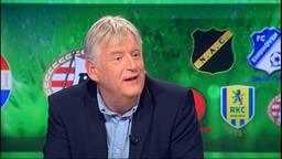 Presentator Paul Post verwacht overwinningen voor titelkandidaten PSV en Ajax
