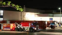 De brandweer werd opgeroepen. (Foto: Gabor Heeres/SQ Vision).