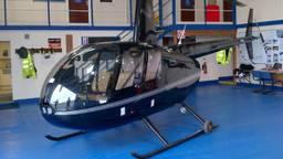 De crimineel met wat meer geld, smokkelt drugs met zijn privévliegtuig of drugshelikopter. (Foto: National Crime Agency)