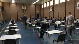 Extra stress voor leerlingen na blunder school met wiskunde-examen. (Archieffoto)
