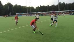 HC Tilburg wint eerste play-offwedstrijd tegen Schaerweijde (foto: Arjan van der Giessen).