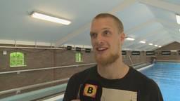 Zwemmer Bram Dekker heeft nog één kans op deelname aan de Olympische Spelen