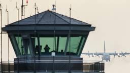 Vliegbasis Eindhoven (archieffoto: ANP)