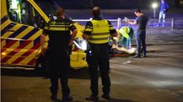 Hoe het ongeluk kon gebeuren, wordt onderzocht. (Foto: Perry Roovers/SQ Vision)