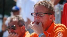 Titus Mennen is de vervanger van Joop Alberda (foto Twitter)