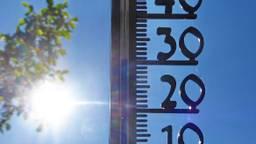 Het wordt misschien wel 30 graden. (Archieffoto)