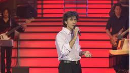 Erik Mesie was populair als zanger van Toontje Lager. (Foto: ANP)