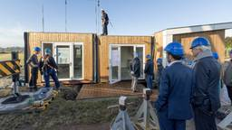 Er moeten ook tijdelijke woningen komen in Eindhoven.