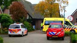 Verschillende hulpdiensten werden opgeroepen. (Foto: Ginopress)