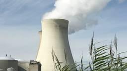 De kerncentrale bij Doel. (archieffoto: Sid van der Linden)