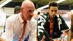 Toon van Helfteren stopt als bondscoach van het Nederlands basketbalteam.