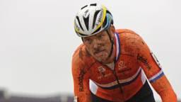 Boom als veldrijder in Heusden-Zolder begin 2016 (foto: OrangePictures)