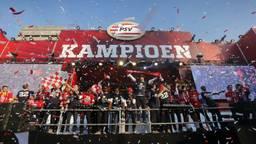PSV kampioen 2016 (foto: VI Images)