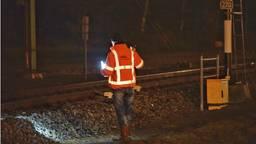 De NS verwacht dat het treinverkeer rond tien uur weer normaal verloopt. (Foto: Roel Smits/SQ Vision)