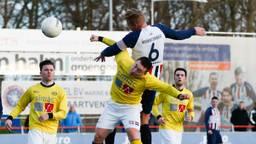 UNA verslaat regerend kampioen Excelsior Maassluis met 3-4 (foto: OrangePictures).