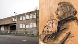 De rechtbank in Amsterdam / Aydin C. (Foto: ANP / Archief)