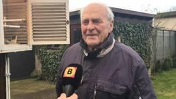 Johan Verschuuren kan nog steeds het weer voorspellen als de beste (foto: Maarten van den Hove)