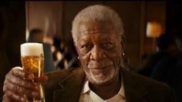 Morgan Freeman voor Bavaria