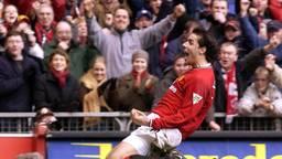 Van Nistelrooy scoorde tegen Fulham (foto: VI Images)