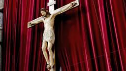 Een kruisbeeld. (Foto: ANP)