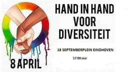 Protestmars tegen homogeweld.
