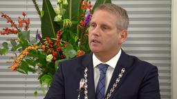 Burgemeester Ruud van den Belt