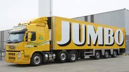 Medewerkers distributiecentra Jumbo staken dinsdag. Archieffoto.