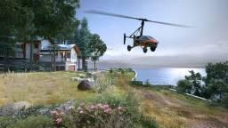 Over anderhalf jaar zou je hiermee kunnen rijden en vliegen. (Beeld: Pal-V)