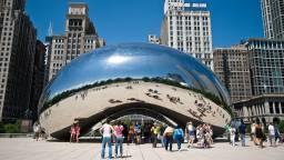 Of Tilburg een soortgelijk beeld krijgt als The Cloud Gate in Chicago, is niet bekend (Foto: Flickr)
