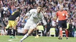 Cristiano Ronaldo blijft scoren in de Champions League (foto: VI Images)