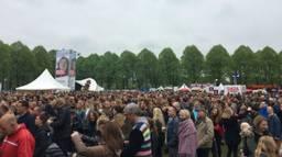 In Den Bosch wordt zondag de vrijheid groots gevierd op het Bevrijdingsfestival (Foto: Raymond Berkx).