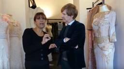 Sandra Reemer en Addy van den Krommenacker (foto: YouTube).