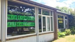 Protest op basisschool de Beneden Beekloop
